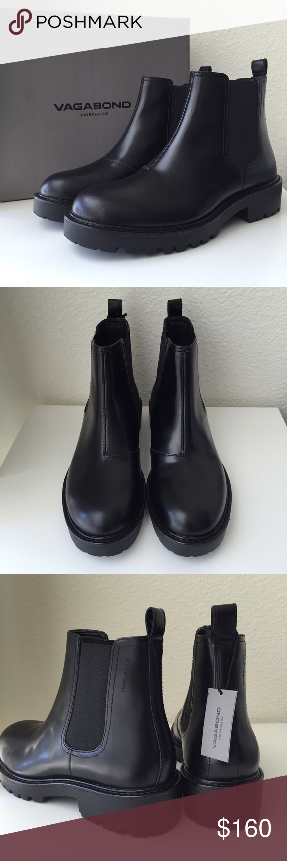 12847c2df2a Vagabond Kenvova Chelsea Boots Brand new with tag! The Kenova ...