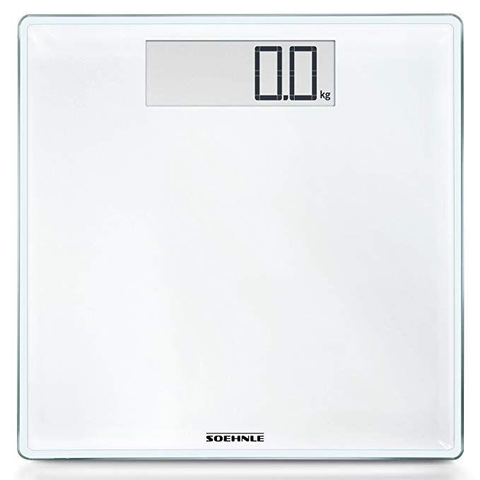 soehnle 63853 style sense comfort digital bathroom scale white rh pinterest com