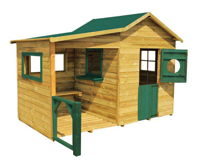 Domek Drewniany Dla Dzieci Ula Ogrodosfera Pl Play Houses Wooden Outdoor Playhouse Build A Playhouse