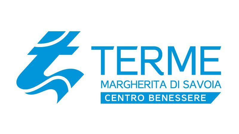 Branding Terme di Margherita di Savoia - Centro Benessere - Restyling leggero del logo, in linea con il nuovo linguaggio comunicativo adottato.   www.termemargherita.it