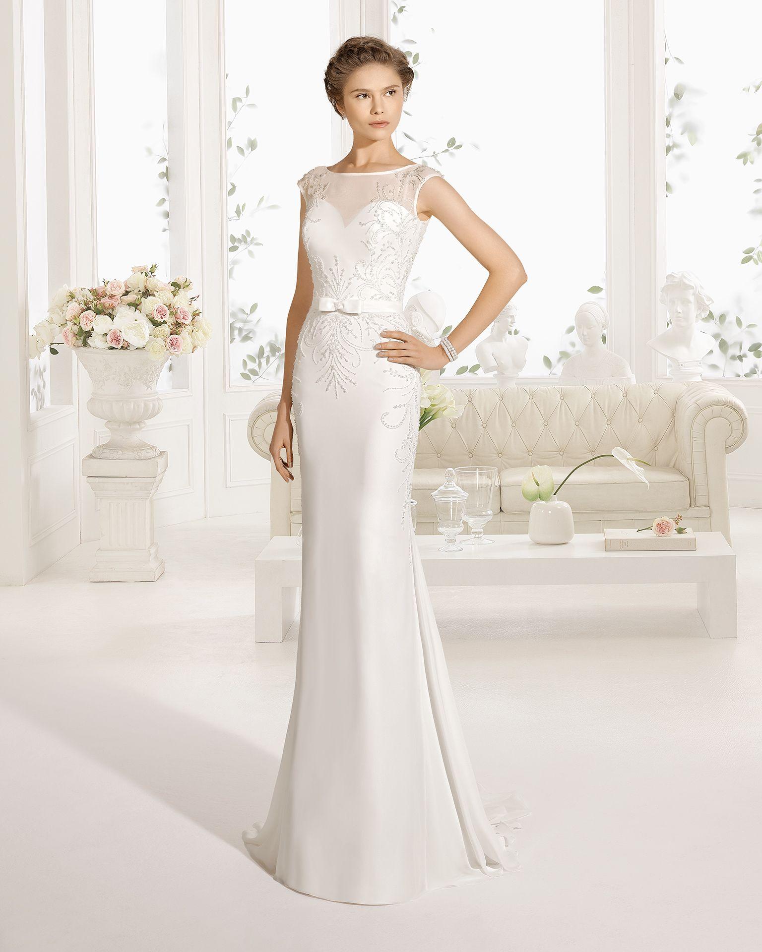 Winnipeg Wedding Dresses | Aire Barcelona | Winnipeg Bridal Shop ...