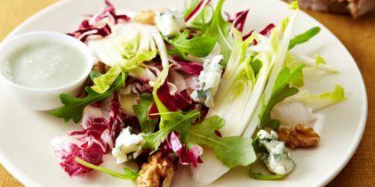 Salade de fruits d'automnes - Recettes #saladeautomne
