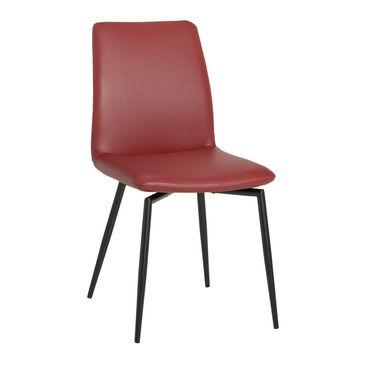Stuhl Rücken stuhl andrin sticht besonders wegen seiner schlanken füsse ins