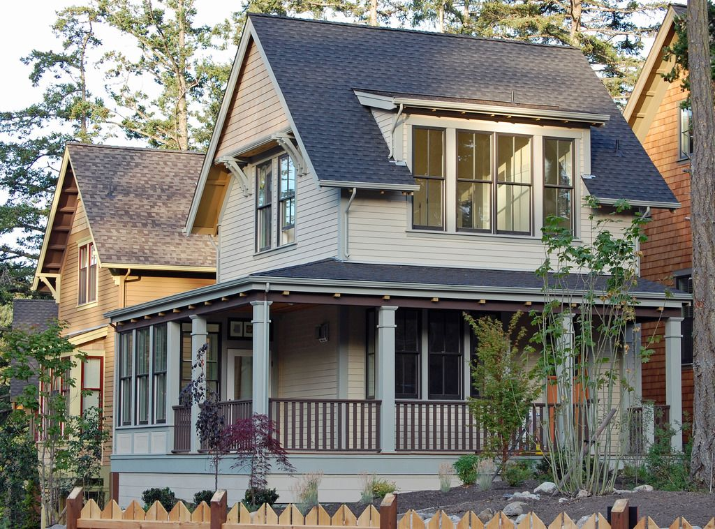 Cottage Style House Plan 2 Beds