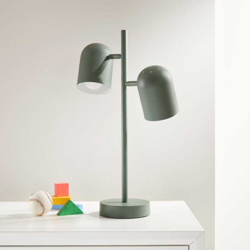 Shop Green Touch Table Lamp A Brilliant Addition To Any Kids Room