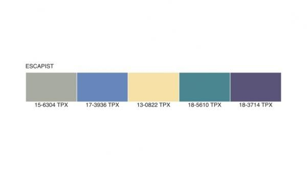 Textrends The Textile Color Trends For The Fall Winter 19 20 Season