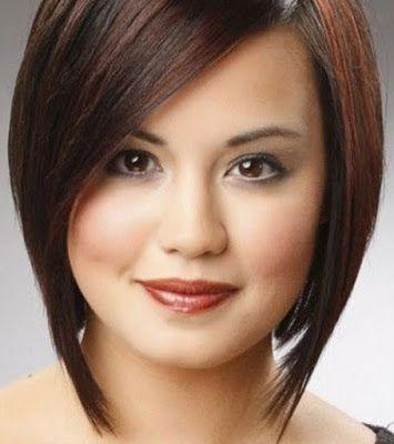 Fotos de cabello corto para mujeres gorditas