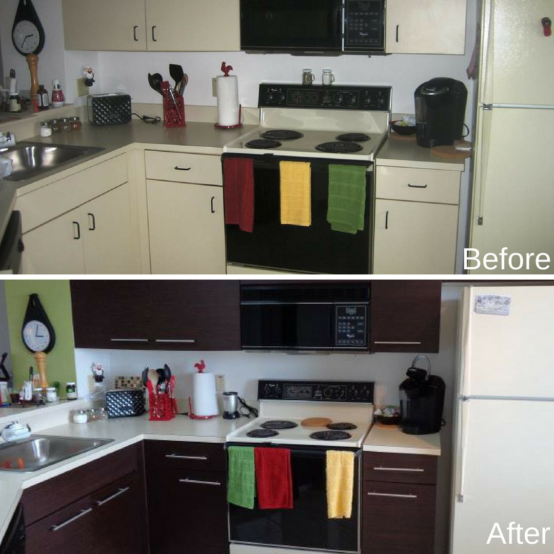 Kitchen Remold Made Easy With Wrap My Kitchen Remolding Kitchen Kitchen Kitchen Cabinets
