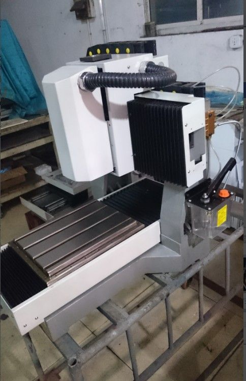 machine tool mini cnc milling machine cast iron frame for metal rh pinterest com