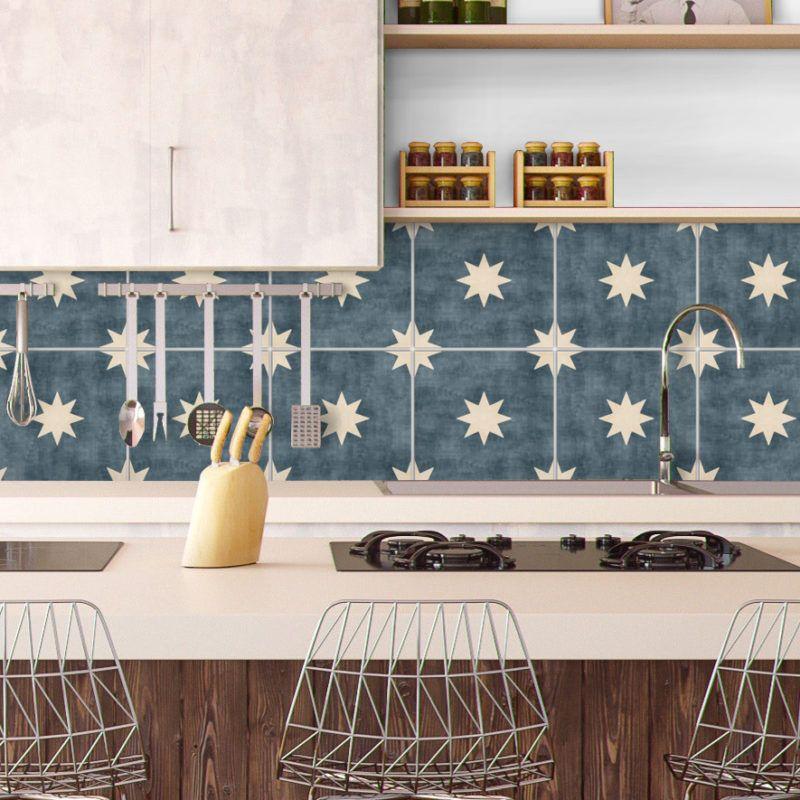 Gray Brick Peel And Stick Wallpaper Bathroom Waterproof Kitchen Backsplash Washable Self Adh Kitchen Wallpaper Brick Wallpaper Kitchen Peel And Stick Wallpaper