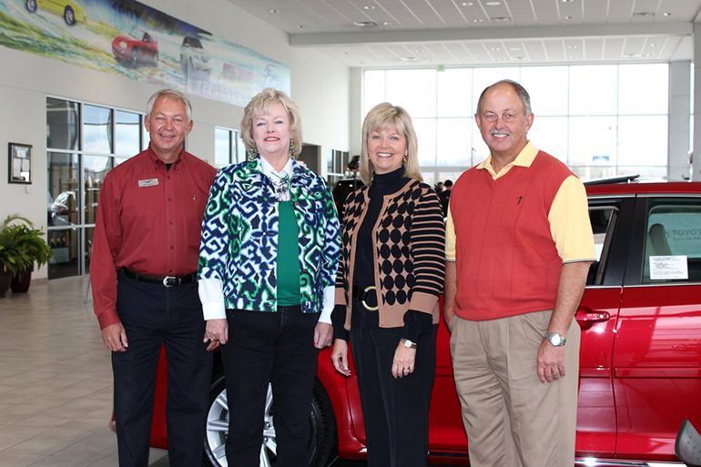 Fox Toyota Clinton Tn In Tennessee Images