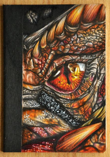 Creativity of Fià: Occhio di drago