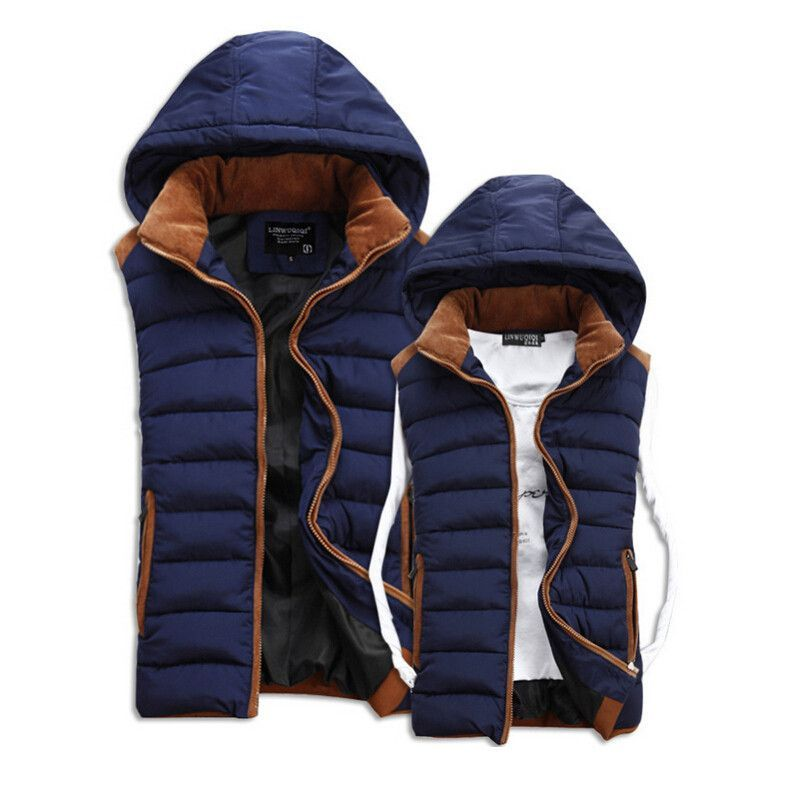 Hot Hot Arrival Slim Winters Man Stars New Loves Autumn Brand Sale Vest XqBgXr