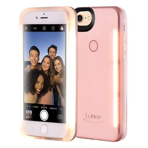 reputable site f773f d4551 With LOGO Lumee Case Three Generation Mobile Phone Shell Shell LED ...