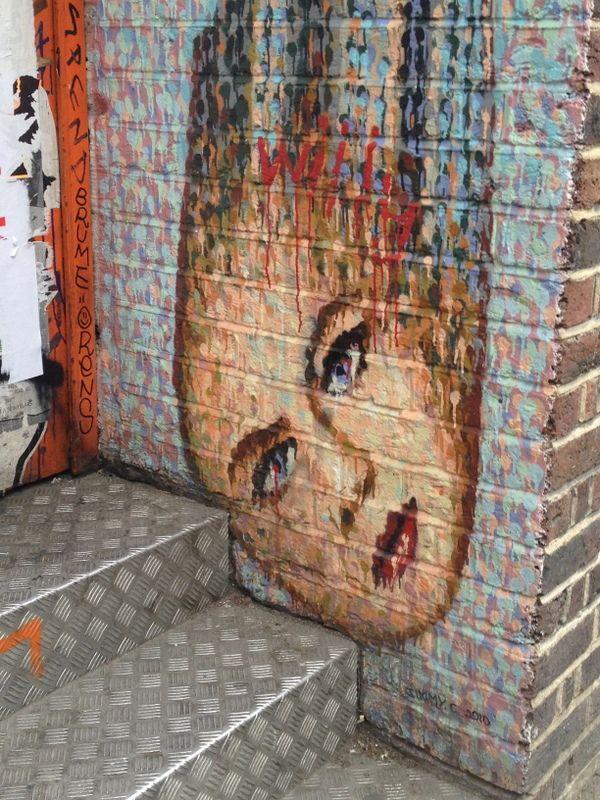Shoreditch Graffiti: Street Art, Art, Painting