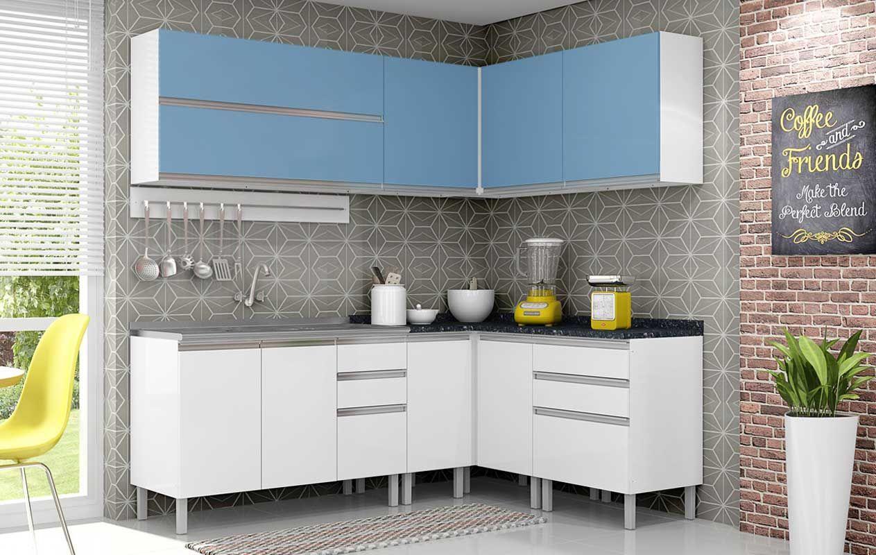 Cozinha Completa Itatiaia Clarice De A O Cz39 Cozinhas Completas