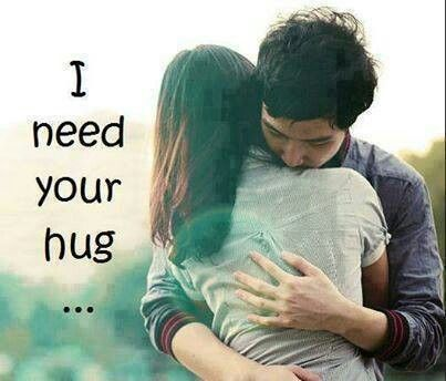think we both do.. I need yours after all this time and everything we went through.. I want to see you , hug you