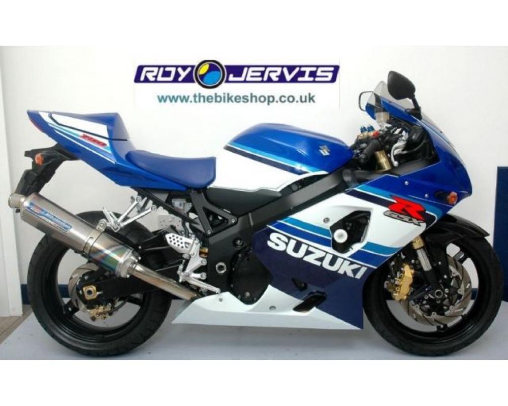 GSXR 750 XK5 20th Anniversary Edition 2006 | Motorbikes for sale UK ...