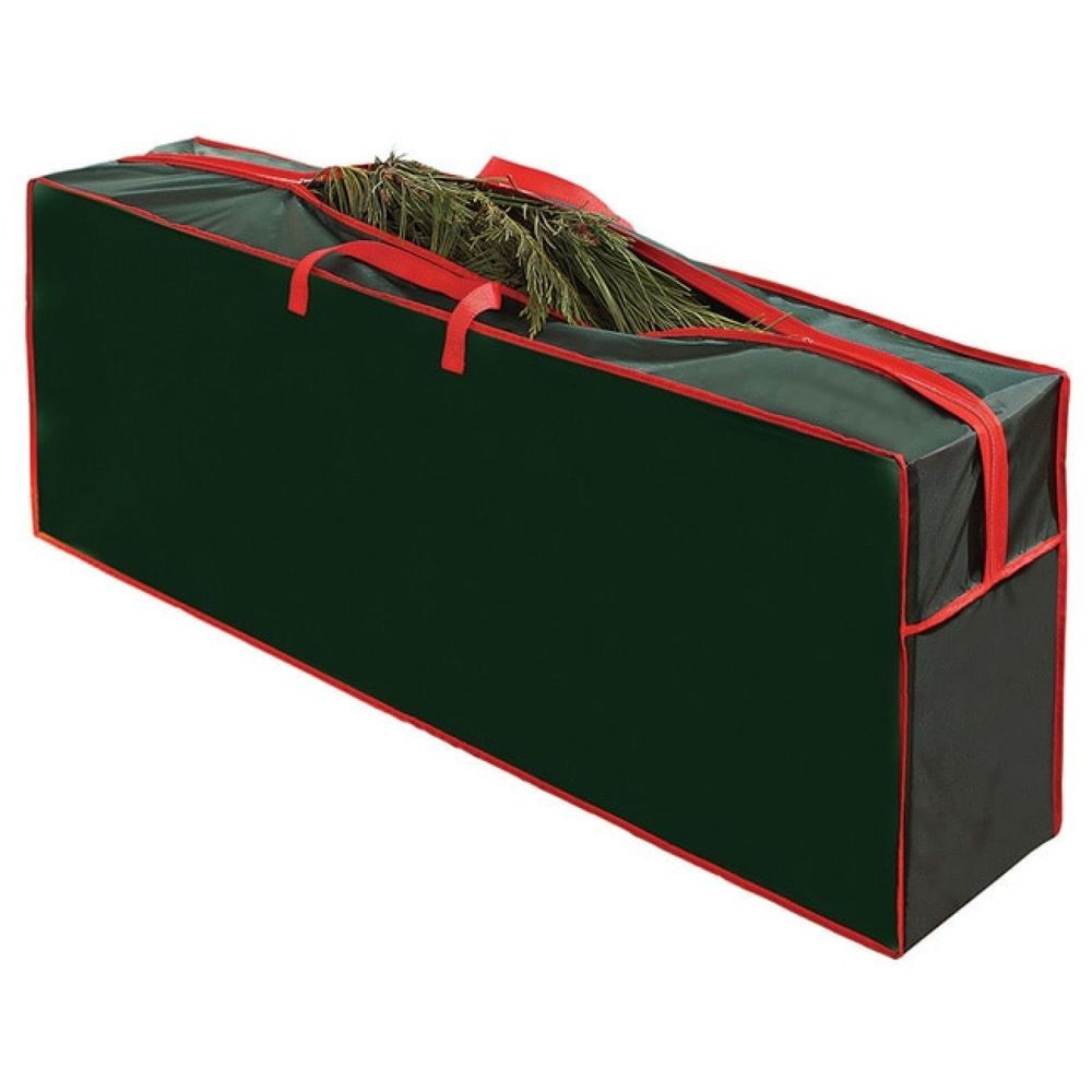 Christmas Tree Storage Bag Seasonal Holiday Organizer Non Woven With Handles