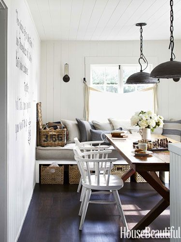 A California Beach House Dining Rooms Pinterest And Room