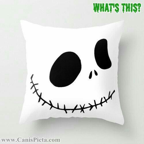 Halloween \u2026 disfraz Pinterest Jack skellington, Pillows and