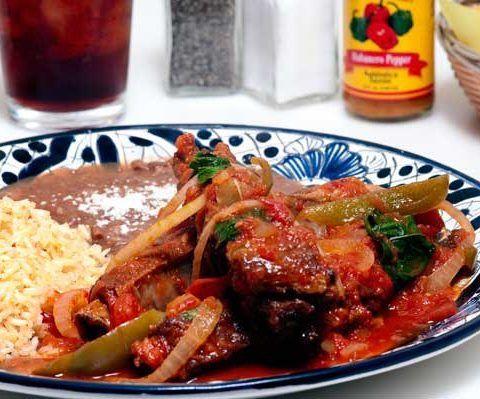 Costilla de cerdo en tomatada recetas de comidas rapidas y baratas pinterest - Comidas rapidas y baratas ...