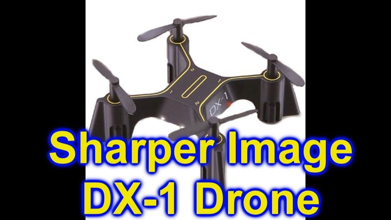 Sharper Image Dx 1 Micro Drone With Remote Control Unbox And Fiy