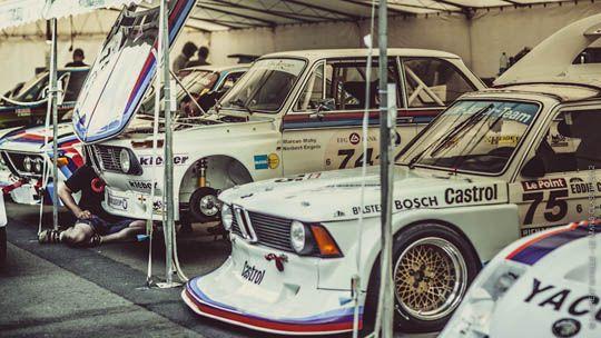 Le Mans Classic 2012 - mashKULTURE