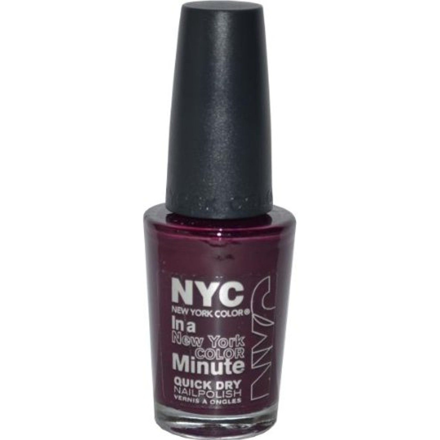New York Color In A New York Color Minute Quick Dry Nail Polish ...
