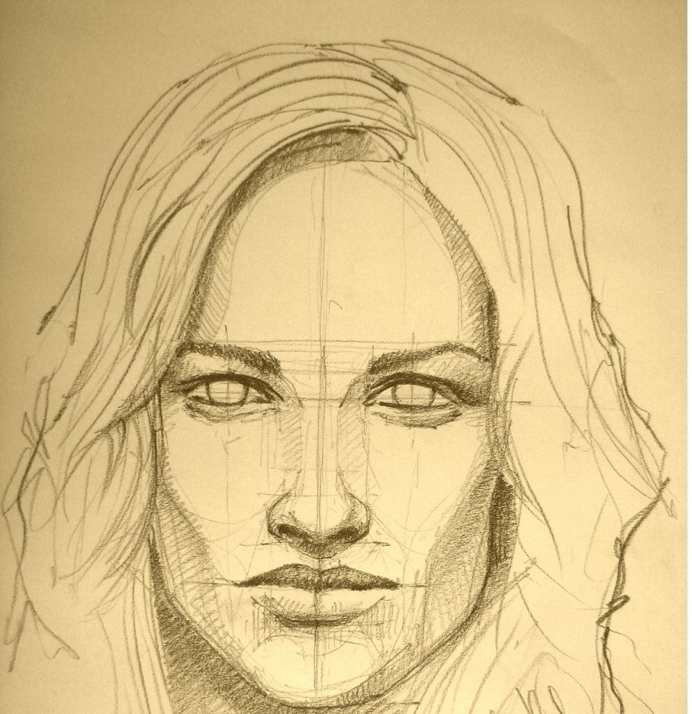 Learn to draw portraits with pencil the technique of portrait pencil drawing for beginners blog mappper photo learn to draw portraits with pencil the