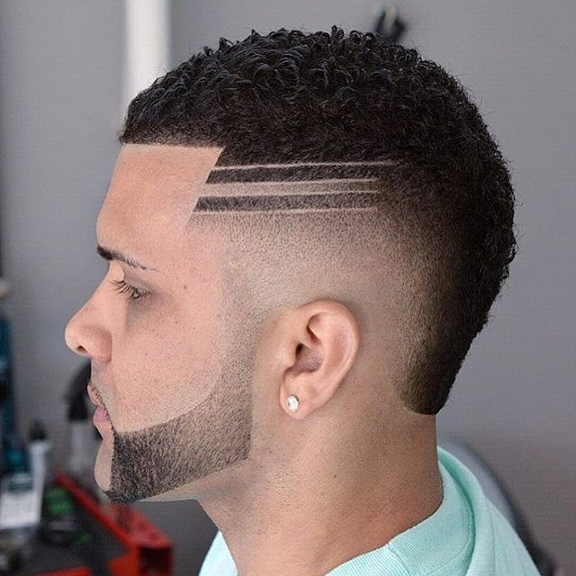 nice 30 Sharp Line Up Hairstyles – Precision Styling At ...
