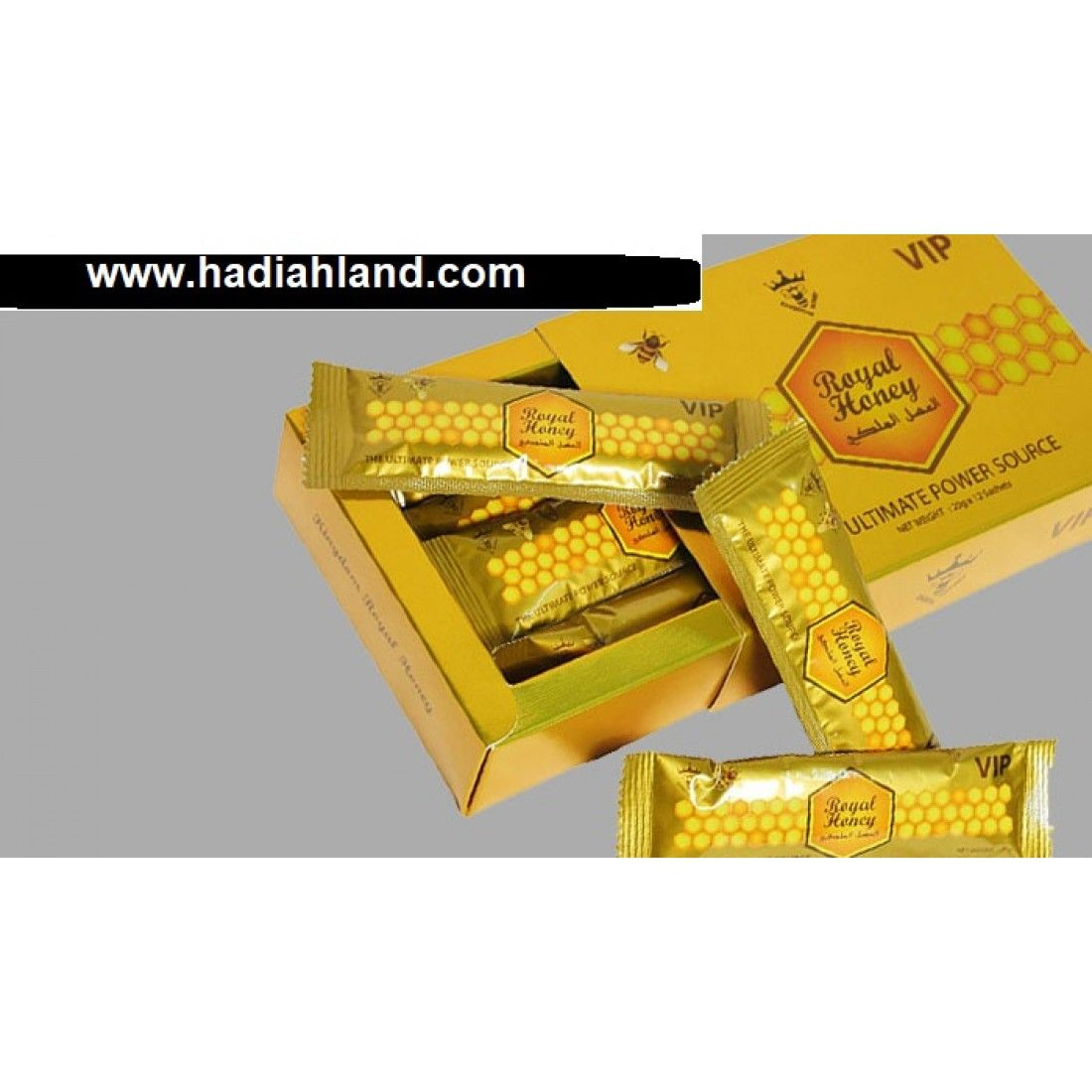 Golden Royal Honey Vip Original Wholesale Malaysia Price Royal Pure Products The Originals