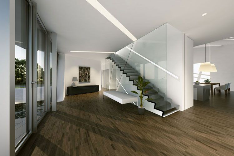 Super Casa Prefabbricata The Villa di Daniel Libeskind: dettaglio sulle  LP09