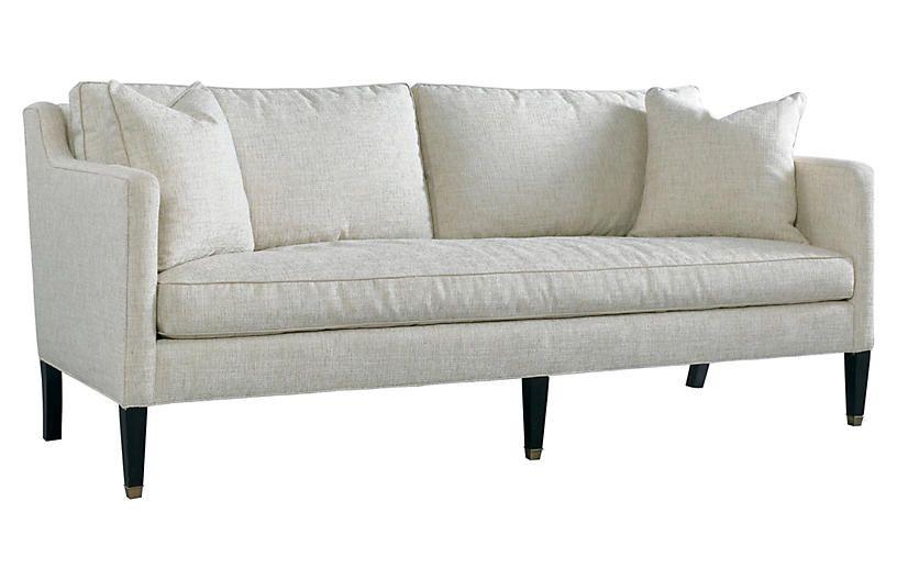 capetown sofa in oatmeal new design lillian august fine furniture london park 90 3 195 00