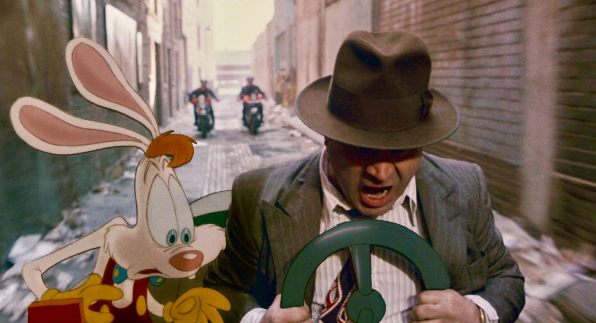 Excepcional Que Enmarca Comadrejas Roger Rabbit Molde - Ideas ...