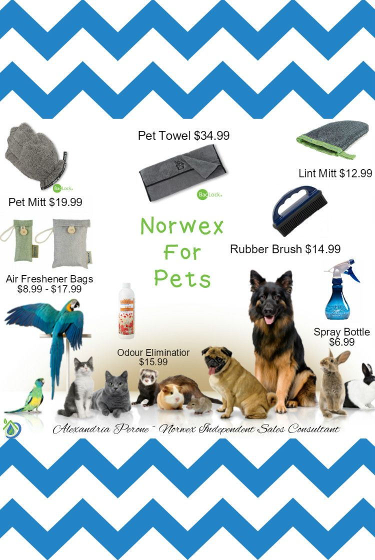 Norwex Products For People With Pets Contact Me For My Information Norwex Norwex Party