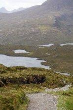 Eine der schönsten Road Trip Strecken in Schottland führt von Tongue nach Ullapool