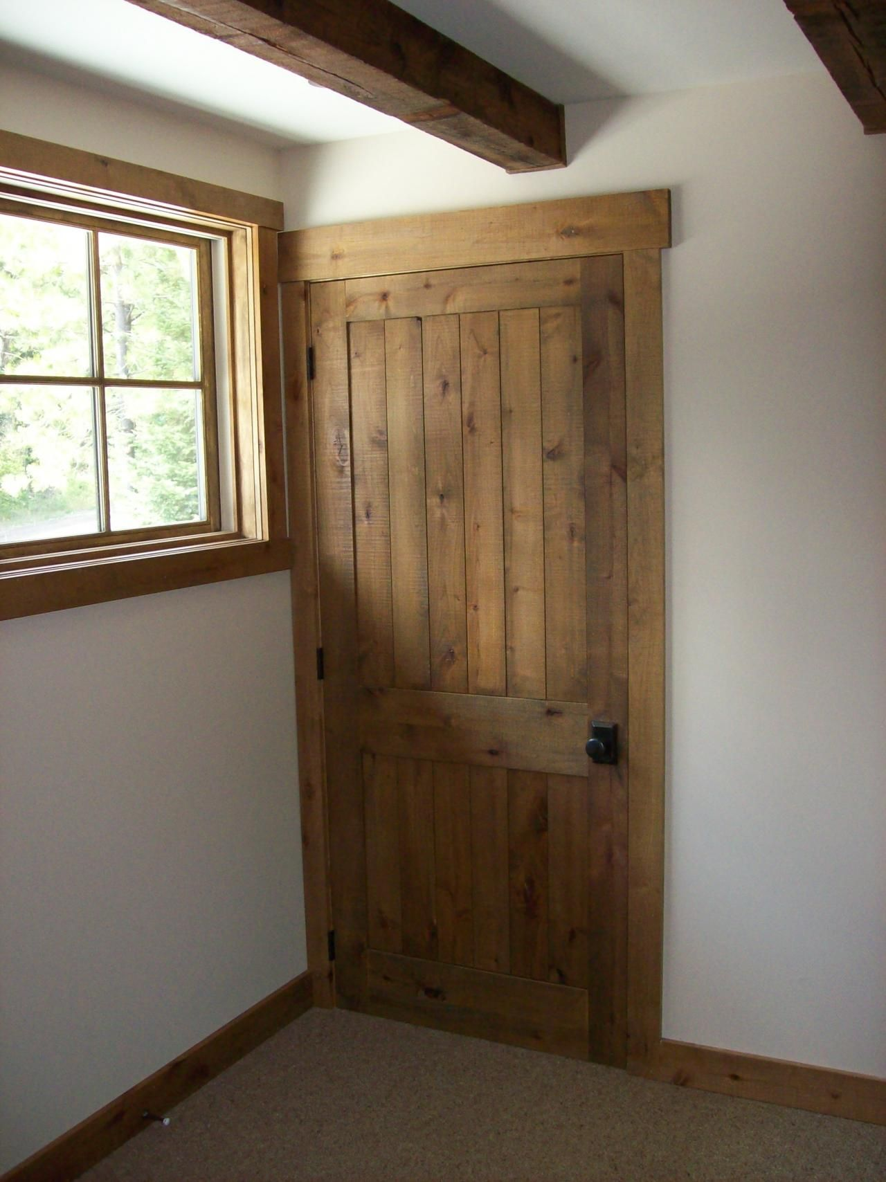 1st Impressions More Than Doors Lucky 4 Ranch Rustic
