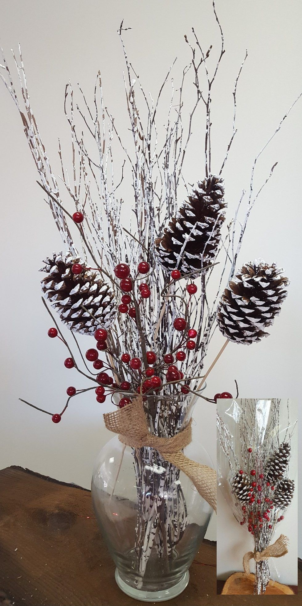 100 Cheap & Easy DIY Christmas Decorations #christmasdecor