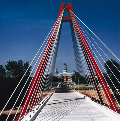 Columbus Indiana Usa This Is A Small Town With A Huge Appetite For