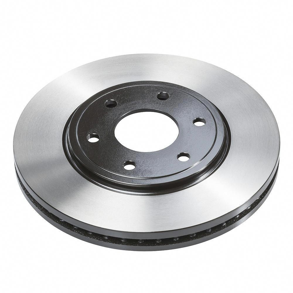 Disc brake rotor 20052018 nissan frontier 25l