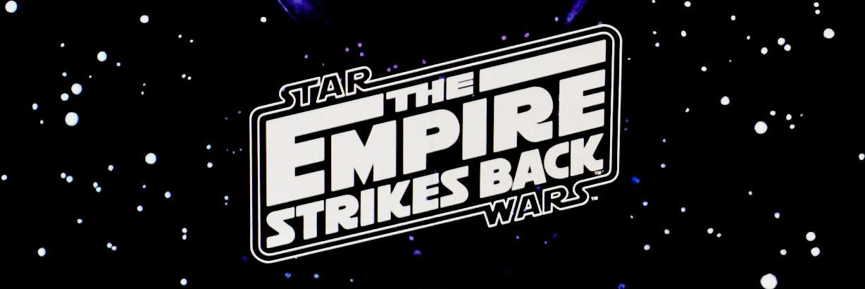 May The Fonts Be With You Star Wars Font Star Wars Logo Empire Strike