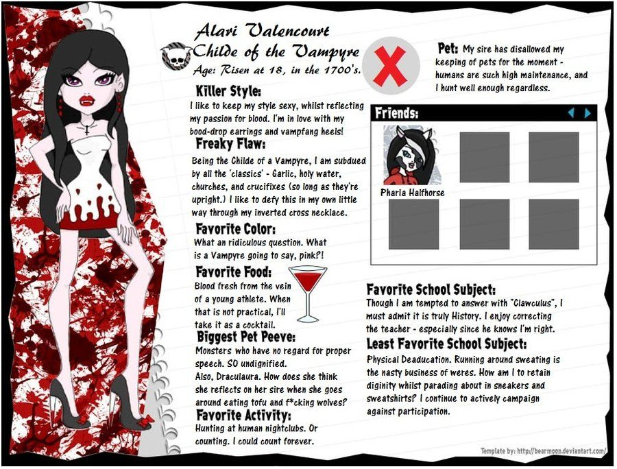 monster high draculogan - Google Search monster high characters - copy monster high gooliope jellington coloring pages