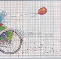 Gallery.ru / Фото #1 - Clapec na bicykli - zuzas