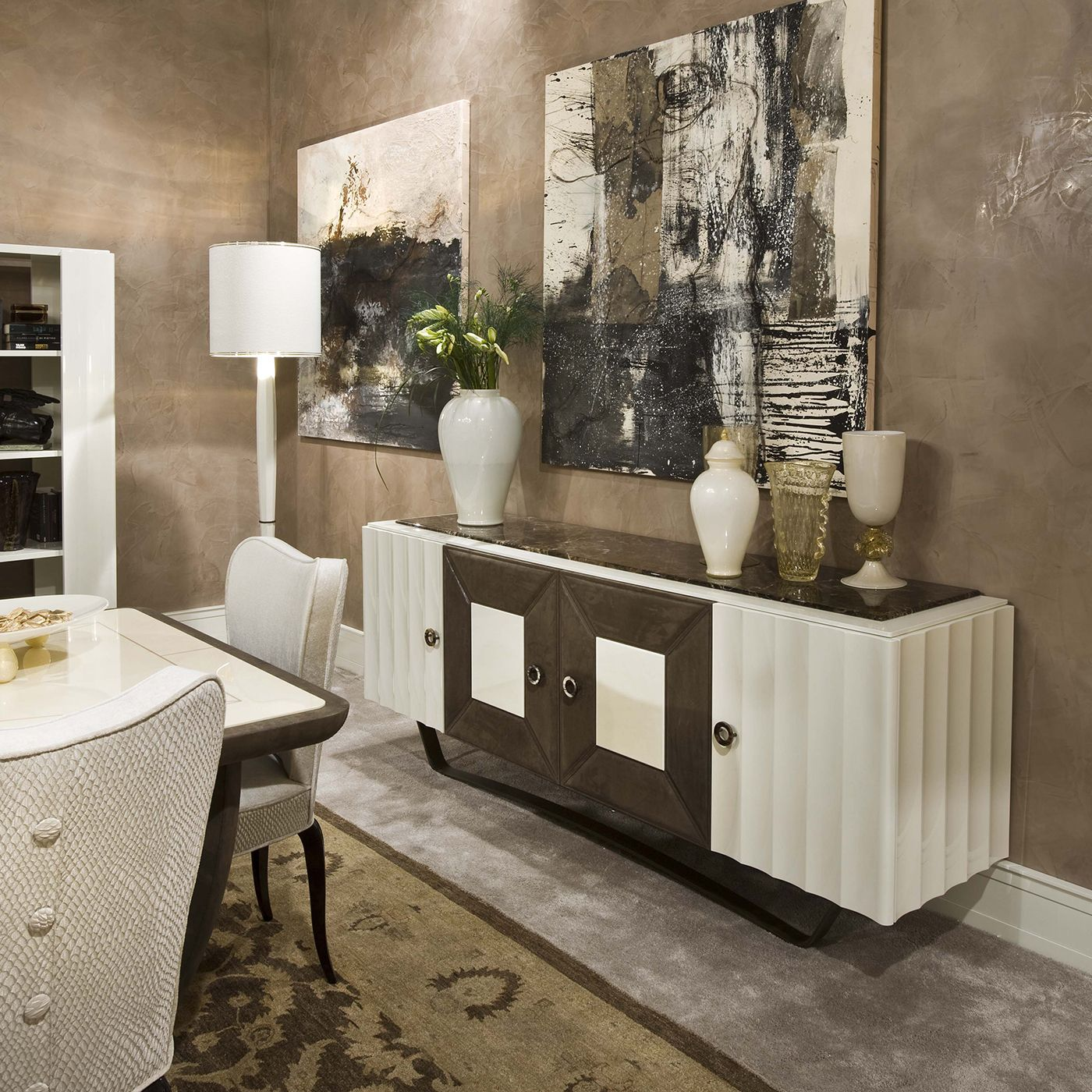 Sideboard Decor Dining Room Console Tables