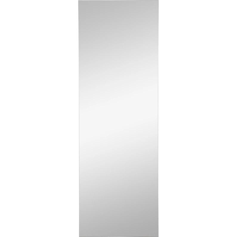 Miroir Non Lumineux Decoupe Rectangulaire L 50 X L 150 Cm Poli Miroir A Coller Miroir Miroir Rectangulaire