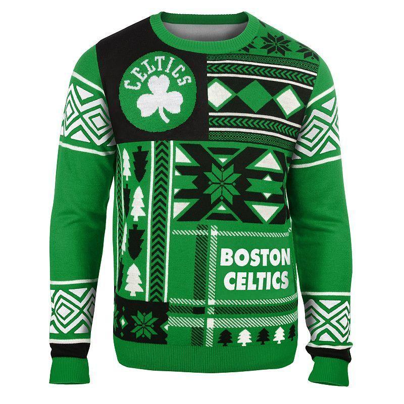 8b14cddd Men's Boston Celtics Ugly Sweater   Products   Christmas sweaters ...