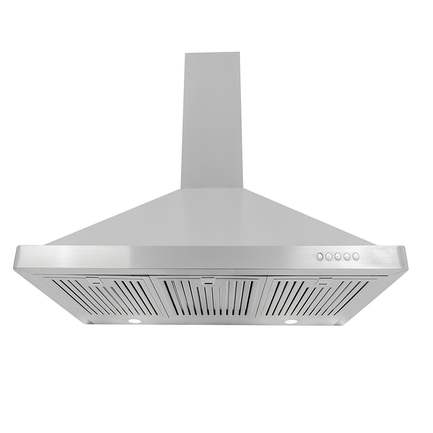 Amazon Com Cosmo 63190ft900 Stainless Steel Wall Mount Range Hood Appliances Wall Mount Range Hood Range Hood Stainless Steel Range Hood