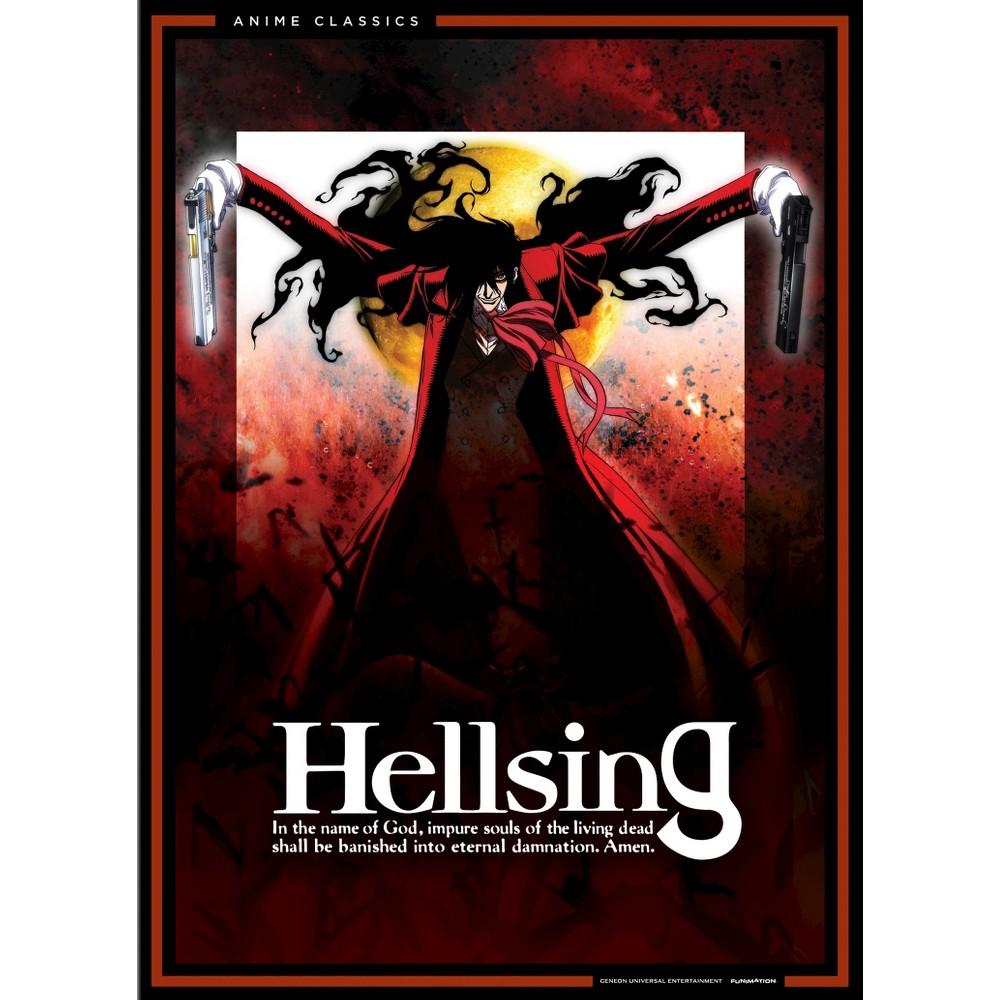 HellsingHellsing series (Classic) (Dvd) Anime dvd