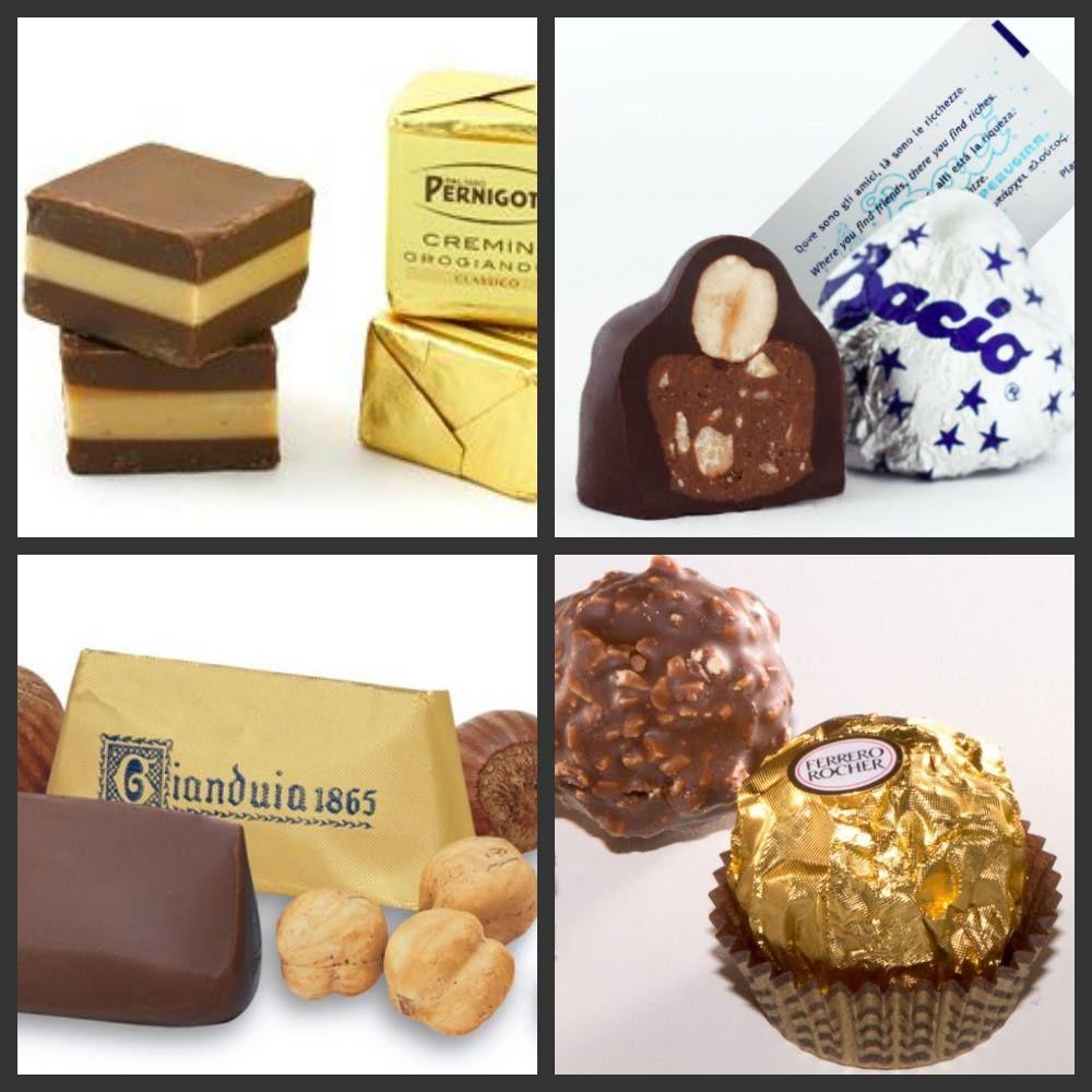 Baci Chocolates | Recipe | Italian chocolate, Baci chocolate and ...